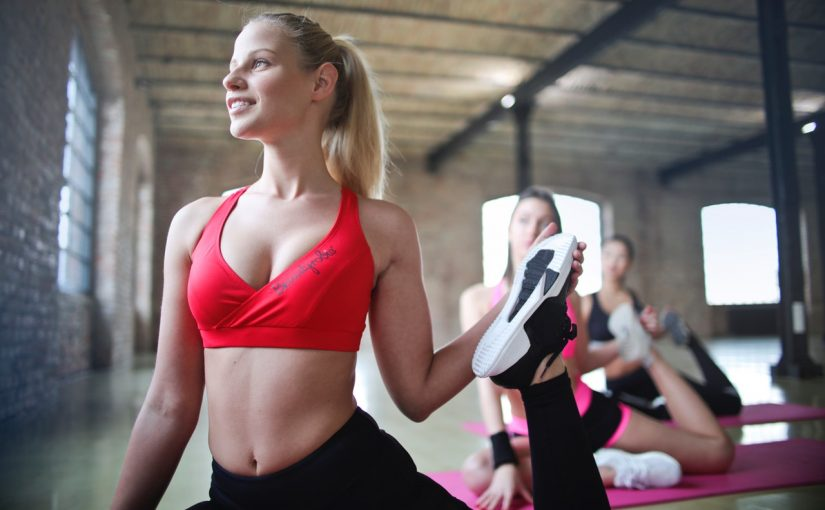 workout clothing shops